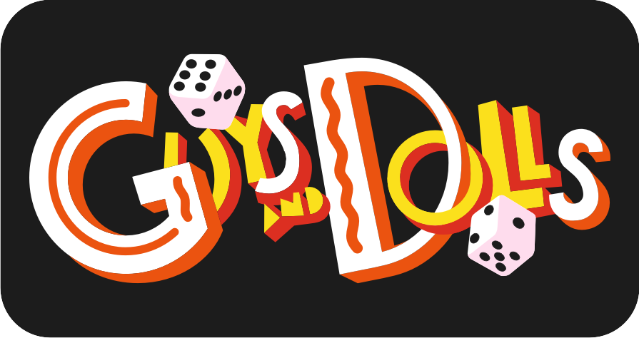 GSCT Guys and Dolls logo